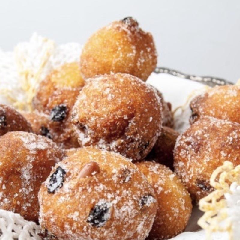 Frittelle di San Giuseppe per la festa del papà