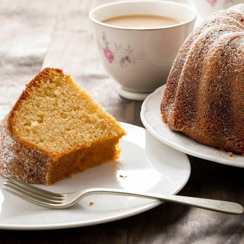 Gluten-free Margherita cake