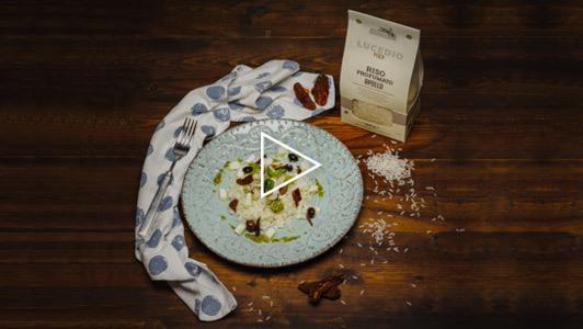 Insalata di riso tricolore con riso Aromatico Italiano Apollo